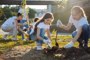 Foto Slovenska filantropija – Dobro za ljudi in planet