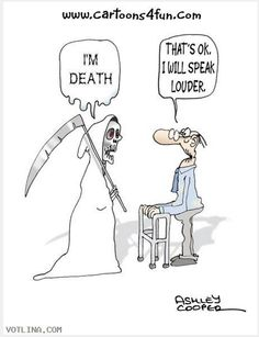 Smrtno resen humor