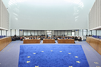 Grand Chamber hearing in the case of M.N. and Others v. Belgium