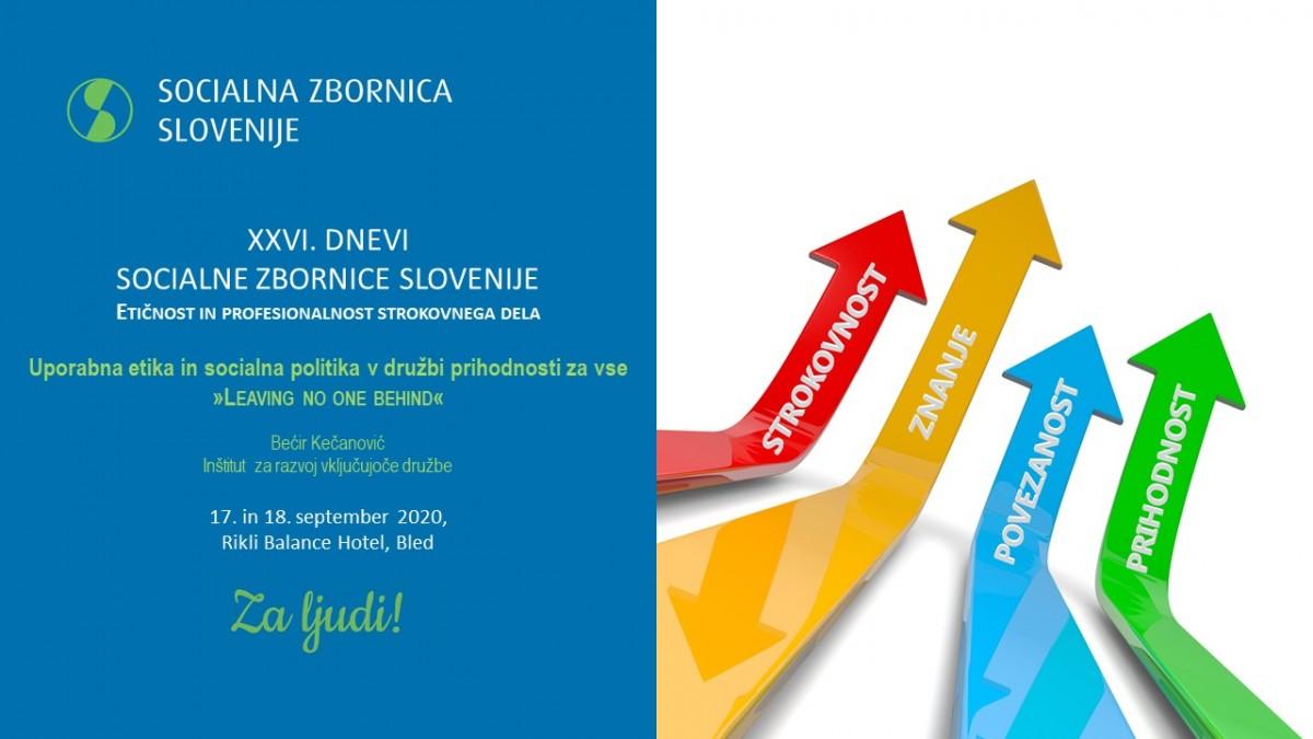 Dnevi Socialne zbornice Slovenije